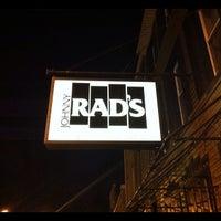 Photo taken at Johnny Rad's Pizzeria Tavern by Travis A. on 2/25/2012