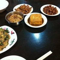 Photo taken at Teochew Porridge and Rice by Shuang jing L. on 2/10/2012