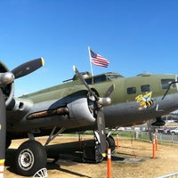 Photo taken at B-17 Bomber by Marcus G. on 9/1/2012