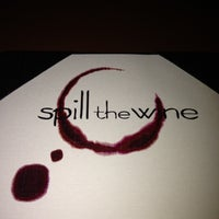 Photo taken at Spill the Wine by Rebekah M. on 5/9/2012