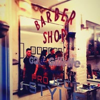 Photo taken at The Blind Barber by Damien B. on 4/26/2012