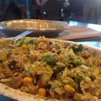 Photo taken at Chipotle Mexican Grill by Arron B. on 8/27/2012