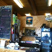 Photo taken at Railway Cantina by Debby H. on 5/18/2012