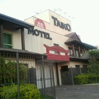 Photo taken at Motel Taiko by Diego D. on 6/23/2012