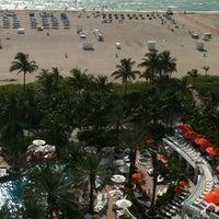Foto scattata a Loews Miami Beach Hotel da Bryce il 8/14/2012