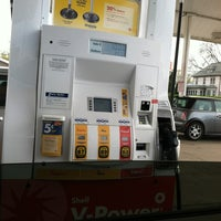 Photo taken at Shell by Mandy D. on 3/29/2012