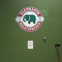 Photo taken at Elephants Delicatessen by Blaine B. on 9/10/2012