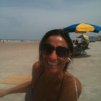 Photo taken at Lenox Beach Approach by Mary J. on 7/22/2012