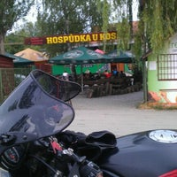 Photo taken at U Kosa by Petr N. on 7/5/2012