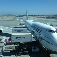 Photo taken at Gate A7 by Thomas V. on 8/24/2012