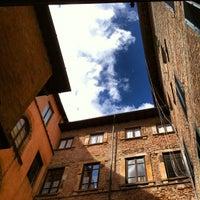 Photo taken at Osteria San Giorgio by Giuliano G. on 5/5/2012