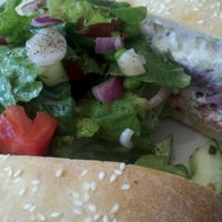 Photo taken at Sisley Italian Kitchen by Frank M. on 8/17/2012