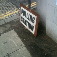 Photo taken at Polling Station by Alan R. on 5/3/2012