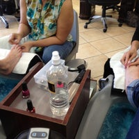 Photo taken at O.P.I. Nails by Nicole D. on 3/3/2012