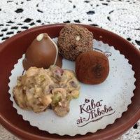 Снимок сделан в Львовская мастерская шоколада пользователем Nadya B. 8/5/2012