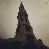 Photo taken at Iglesia San Lazaro by Dieter F. on 9/6/2012