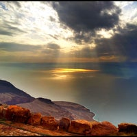Photo taken at Dead Sea Panoramic Complex by Chiefmahoo on 2/24/2012