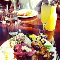 Photo taken at Park Chalet Garden Restaurant by Lauren R. on 3/4/2012