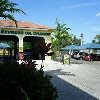 Photo taken at Poinciana Car Wash Detail Lube by David S. on 4/1/2012