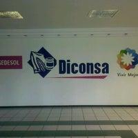 Photo taken at Diconsa by Uba E. R. on 8/17/2012
