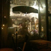 Photo taken at juice press by Elizabeth L. on 3/11/2012