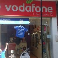 Photo taken at Vodafone Ληξουρίου by Eleni L. on 6/14/2012