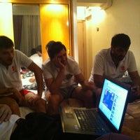 5/15/2012 tarihinde Cemal S.ziyaretçi tarafından Atışkan Otel'de çekilen fotoğraf