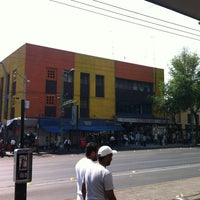 Photo taken at Plaza Meave by Marcos C. on 5/1/2012