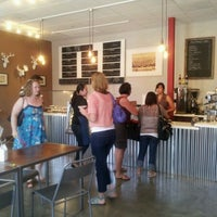 Photo taken at Moustache Baked Goods by Liza G. on 6/3/2012