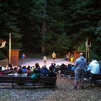 Photo taken at op camp night program by danielle c. on 6/18/2012