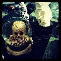 Photo taken at Halloweenland by Bob A. on 9/8/2012