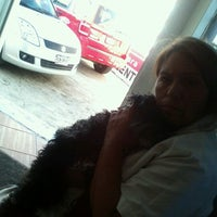 Photo taken at Veterinaria Huellas by Lalo M. on 6/12/2012