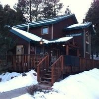 Photo taken at Abineau Lodge by Stevenson B. on 3/4/2012