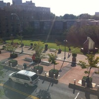 Photo taken at Yeshiva University - Wilf Campus by Eli S. on 8/27/2012