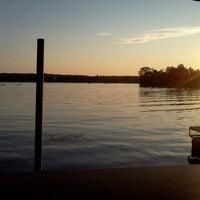 Photo taken at Edinboro Lake Resort by Ginger C. on 7/29/2012