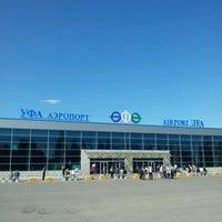 Photo taken at Терминал 1 by Dmitry A. on 7/31/2012