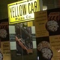 Photo taken at Yellow Cab Pizza by Mk alhajri on 7/23/2012