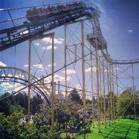 Photo taken at Silverwood Theme Park by Jarett S. on 8/29/2012