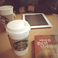 Photo taken at Starbucks by Heejeong P. on 5/19/2012