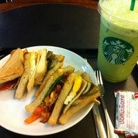 Photo taken at Starbucks by PAT S. on 7/28/2012