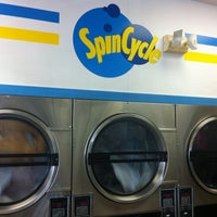 Photo taken at Spin Cycle Coin Laundry by Justin H. on 7/7/2012