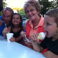 Photo taken at Sundaes At The Cottage by Alanna H. on 8/21/2012