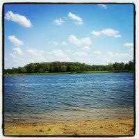 Photo taken at Schnipke's Lake by Ashley B. on 5/3/2012