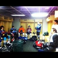 Photo taken at Marietta Ice Center (MIC) by Hannah W. on 4/28/2012