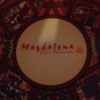 Foto diambil di Magdalena Bar e Restaurante oleh Rafael K. pada 9/1/2012