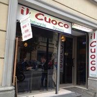 Foto tomada en II Cuoco por Chilvy S. el 4/23/2012