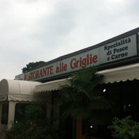 Photo taken at Alle Griglie by Nate G. on 8/26/2012