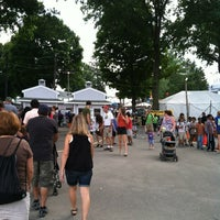 Photo taken at Dutchess County Fairgrounds by Inara C. on 8/22/2012