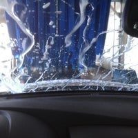 Photo taken at Car Wash USA by Eric A. on 7/23/2012