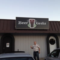 Photo taken at Beer Geeks Pub by Christopher Z. on 8/6/2012